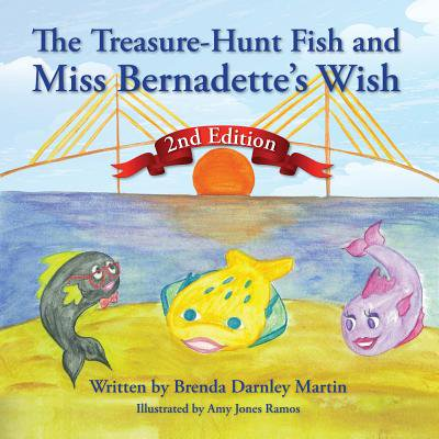 The Treasure-Hunt Fish and Miss Bernadette's (Miss Brenda)