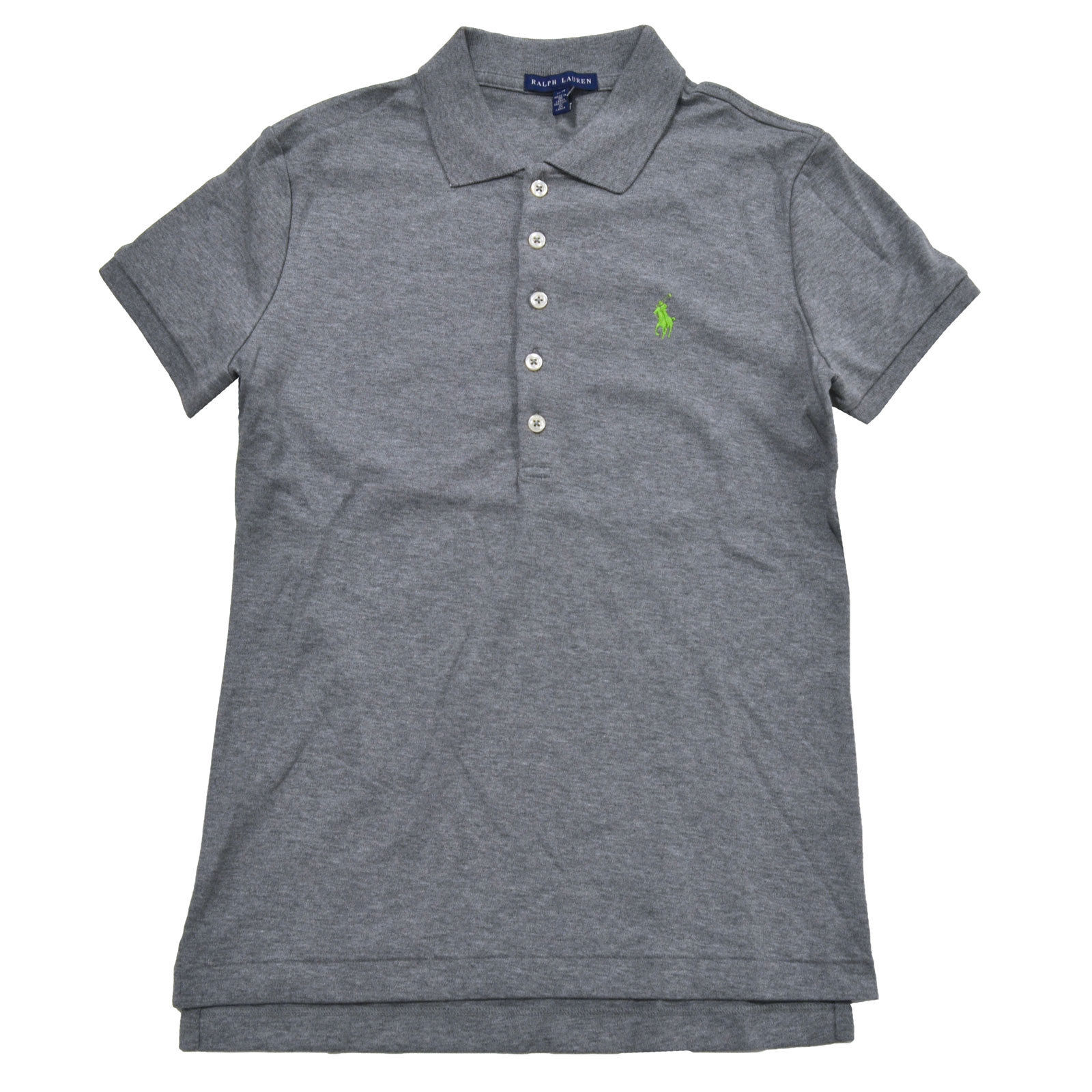Polo Ralph Lauren Mens Classic Fit Interlock Polo Shirt 3 Button Size M or L