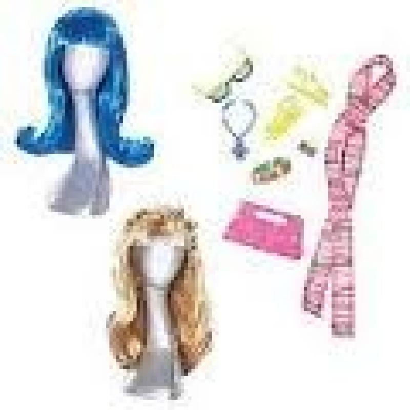 Spin Master Liv Fashion Doll Accessories Color Craze with...
