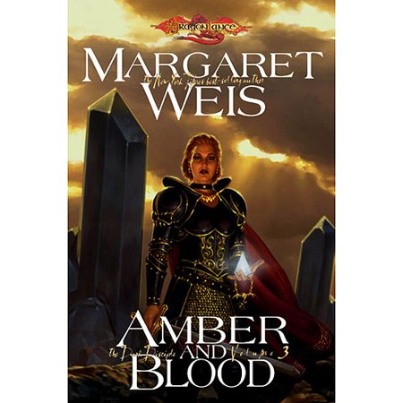 Amber and Blood: The Dark Disciple by