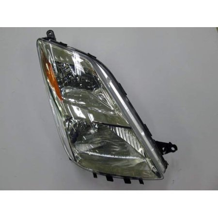 Toyota Front Cover (Go-Parts » 2004 - 2005 Toyota Prius Front Headlight Headlamp Assembly Front Housing / Lens / Cover - Right (Passenger) Side 81145-47110 TO2503161 Replacement For Toyota Prius)