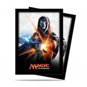 Card Sleeves - Magic Origins, Jace Beleren (80) (Best Binder For Magic Cards)