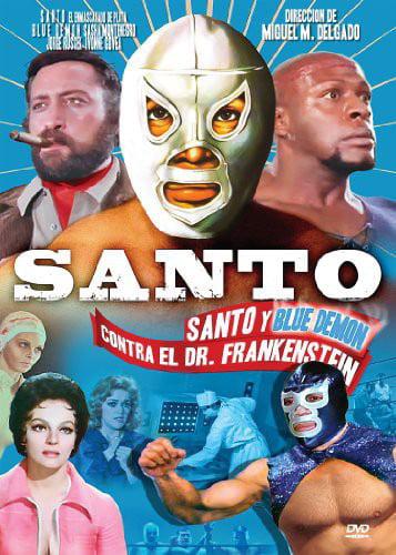 Santo Blue Demon Contra El Dr Frankenstein by Gaiam Americas