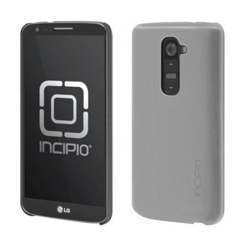 Incipio Technologies Feather Shine Case for LG Optimus G2 (Silver)