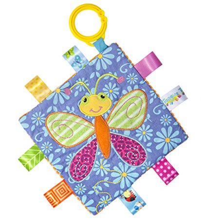 Taggies Crinkle Me Infant Toy, Butterfly Taggies Crinkle Me Infant Toy, Butterfly