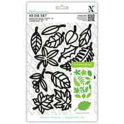 Do Crafts Xcut A5 Die Set, Leaves