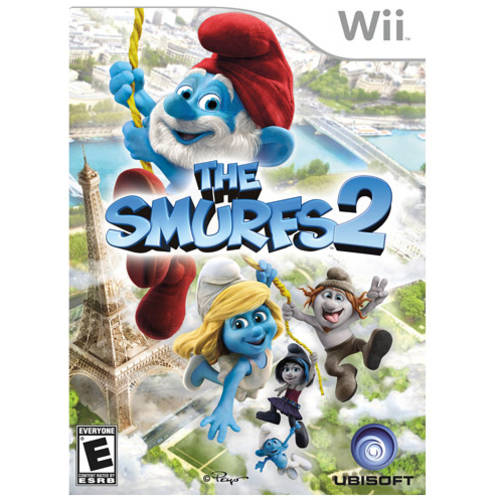 The Smurfs 2 (Wii) - Pre-Owned