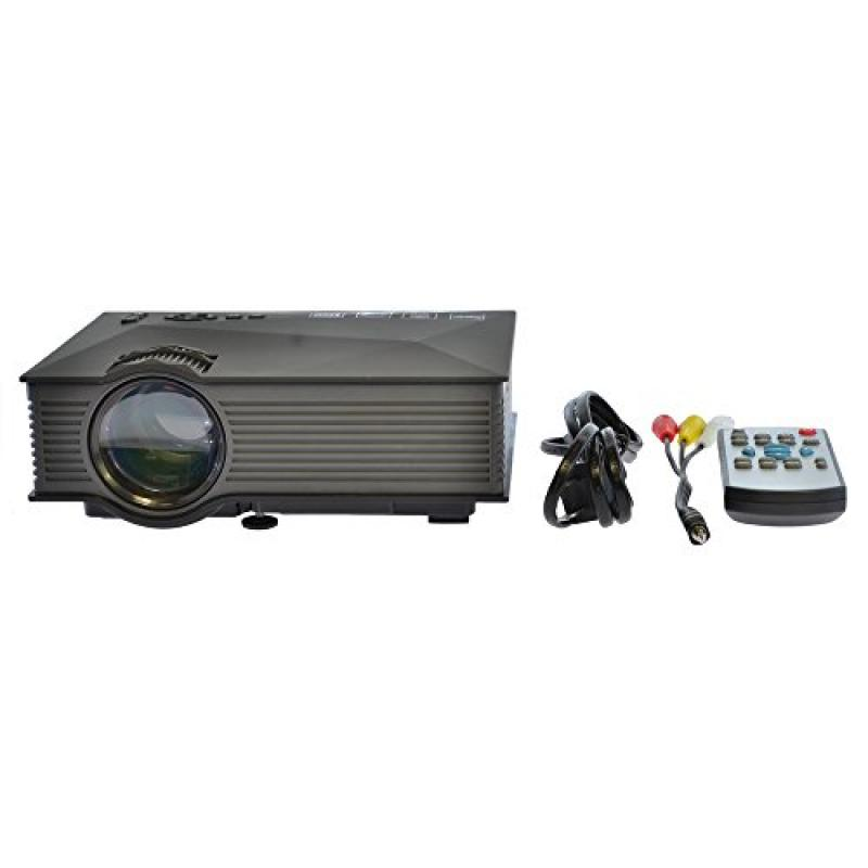 """Simplified Micro Projector Full Color 130"""" Entertainment ..."""