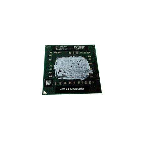 Refurbished AMD A-Series A4-4300M 2.5GHz Socket FS1  Laptop CPU AM4300DEC23HJ