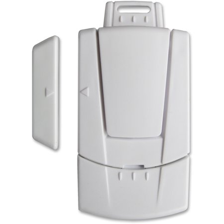 - FireKing, FIRPS1033, Magnetic Door/Window Contact Alarm, 1, White