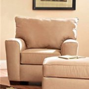 Klaussner Heather Club Chair