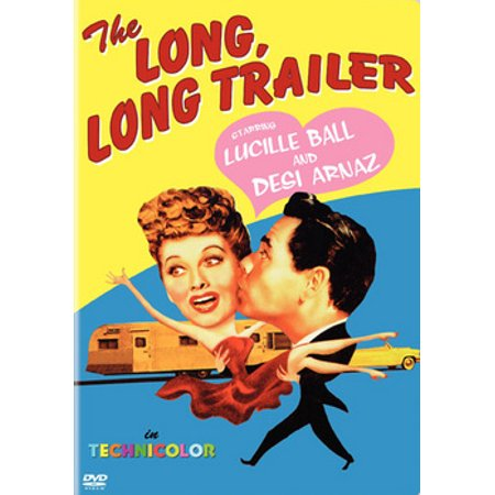 The Long, Long Trailer (DVD) - Halloween Returns Movie Trailer