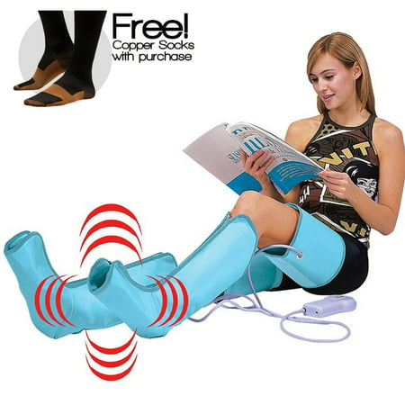 Air Compression Leg Massage Pro Circulation Massage System - Prop Legs