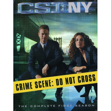 Csi  Ny  The Complete First Season