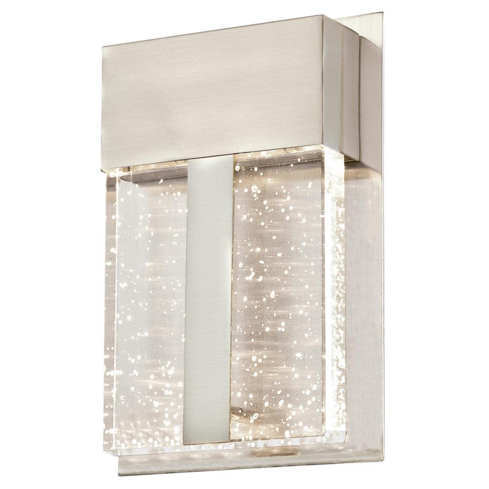 "Westinghouse 6349000 Cava II 1-Light 8-11/16"" Tall Integrated LED Outdoor Wall Sconce"