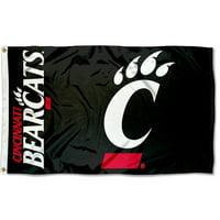 University of Cincinnati Bearcats Flag
