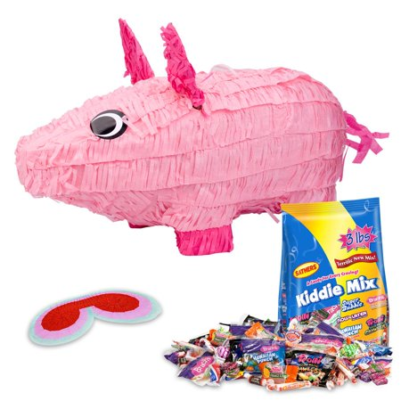 Pig Pinata Kit - Party Supplies