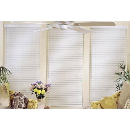 2 Inch Blinds Walmart.Express 2 1 2 Inch Faux Wood Blinds