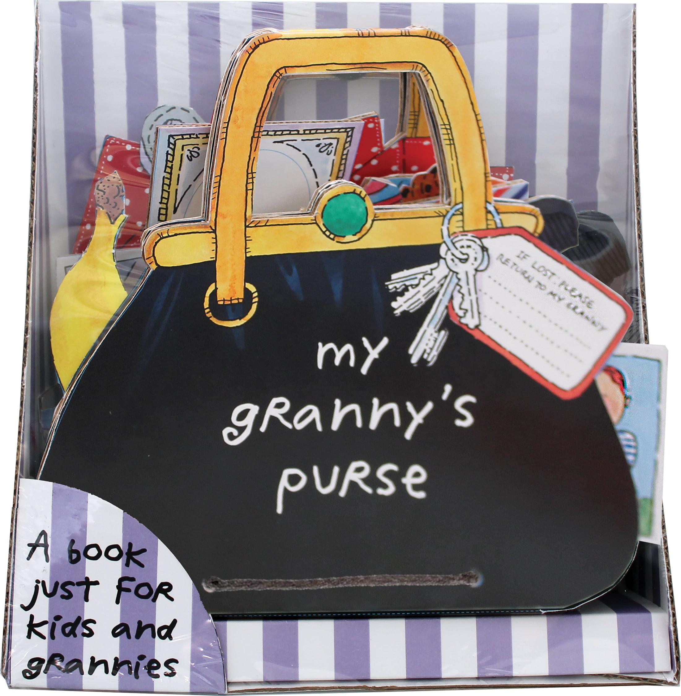 My Granny's Purse - Boardbook