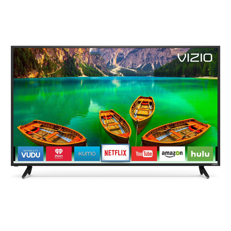 "VIZIO D-series 50"" (49.5"" Diag.) Ultra HD Full-Array LED Smart TV, D50-E1"