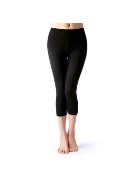 d4cad9c54daaf Product Image Women Seamless Basic Stretch Capri Sports Yoga Leggings