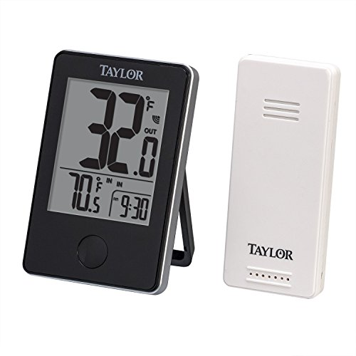 Taylor(R) Precision Products 1730 Indoor/Outdoor Digital Thermometer with Remote - image 2 of 4