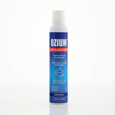 Ozium Air Sanitizer Original 8 Oz Walmart Com