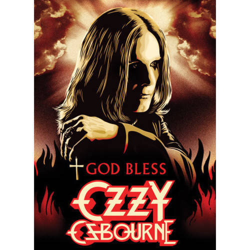 God Bless Ozzy Osbourne (Music DVD)