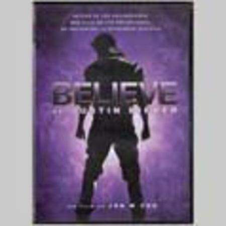 Justin Bieber - Believe [DVD] - Justin Bieber No Halloween 2017