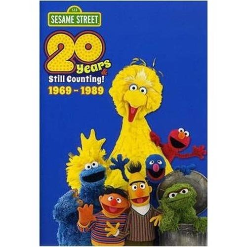 Sesame Street: 20 Years And Counting (Full Frame)