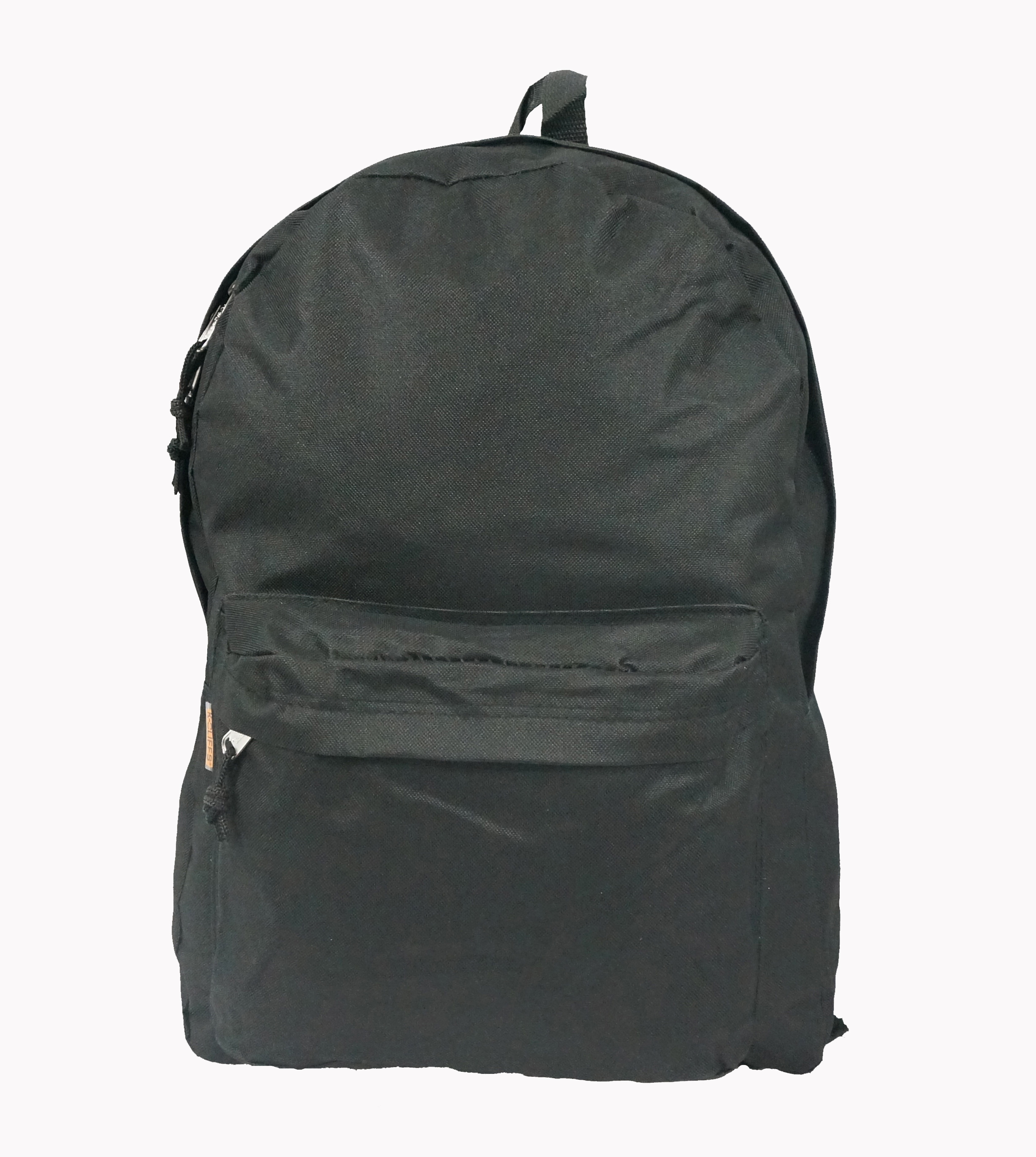 1a0f6795020f K-Cliffs - Backpack 18 inch Padded Back School Day Pack Classic Book Bag  Mesh Pocket Red - Walmart.com