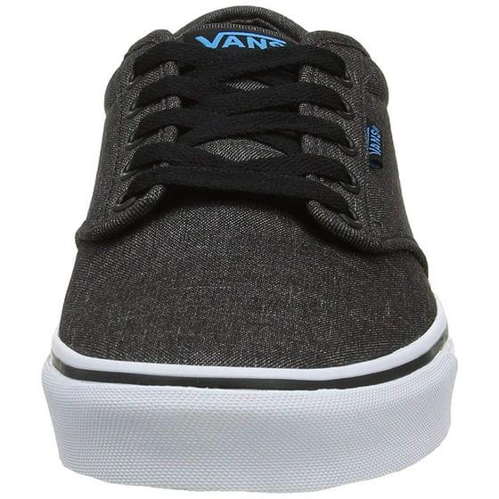 9db8722cac Vans - Vans Mens Atwood Textile Shoes Black Hawaiian Ocean Size 7.5 ...