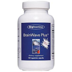 Image of Allergy Research Group, BrainWave Plus ® 120 vegcaps