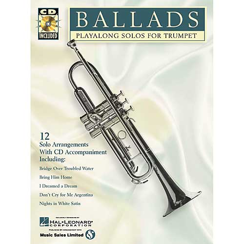 Ballads: Play-Along Solos for Trumpet