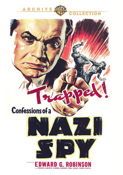Confessions Of A Nazi Spy (DVD) by Warner Bros