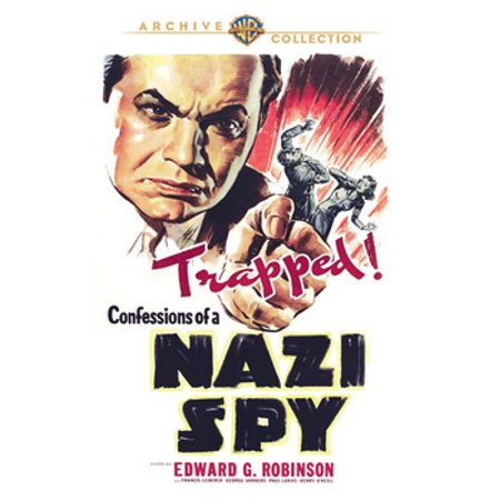 Confessions Of A Nazi Spy (DVD)