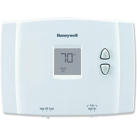Frost Thermostat - Honeywell RTH111B1016/U Digital Non-Programmable Thermostat