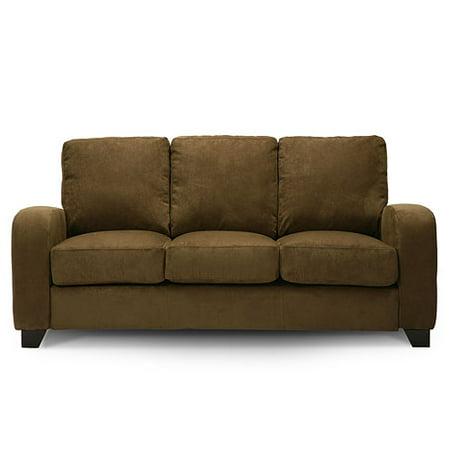 Torino 3 Seater Sofa Dark Moss Twill
