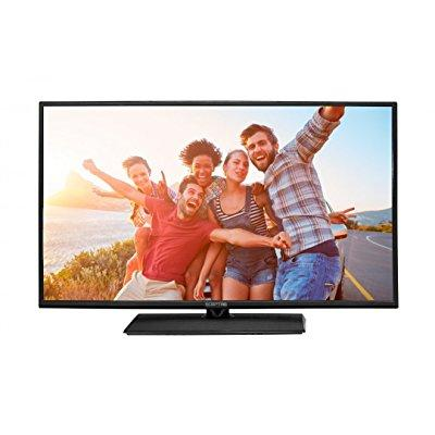 sceptre 40 led class 1080p hdtv with ultra slim metal brush bezel, 60hz,