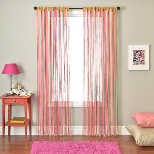 Colchester Ave Jazz Rod Pocket Curtain Panel