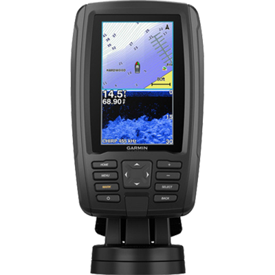 Garmin EchoMap Plus 43cv with Worldwide Basemap