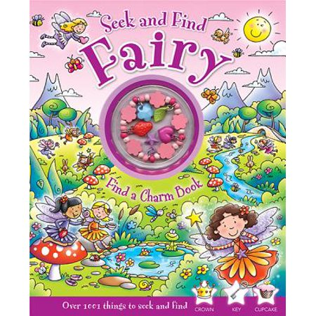 Seek and Find Fairy : Find a Charm Book