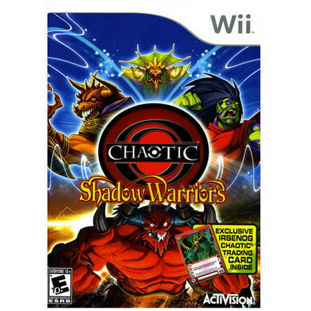 Chaotic Wii - Game Only (Wii) - Pre-Owned