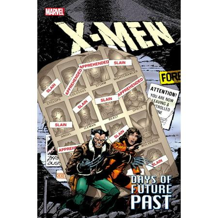 X-Men: Days of Future Past - eBook