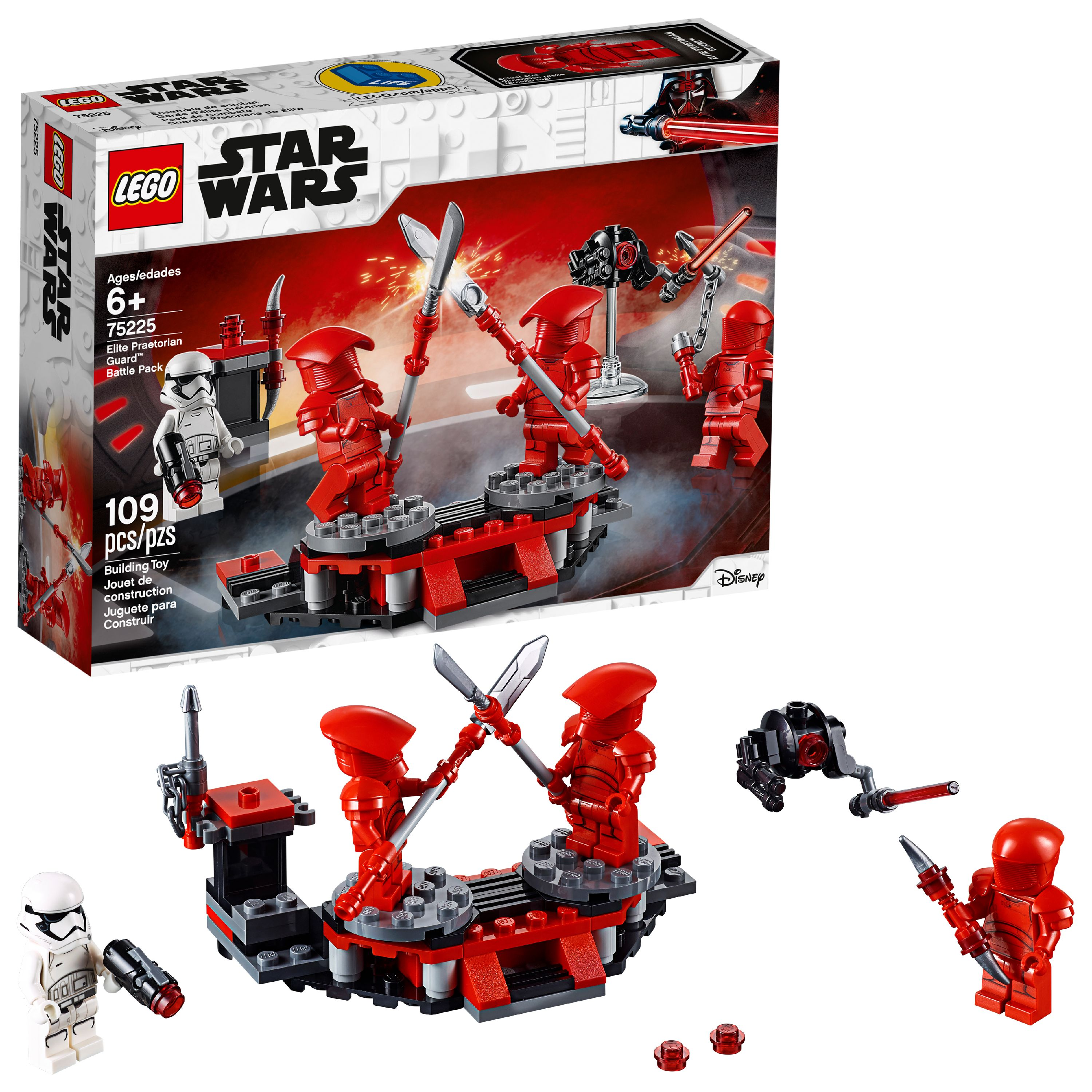 LEGO Star Wars TM Elite Praetorian Guard Battle Pack 75225