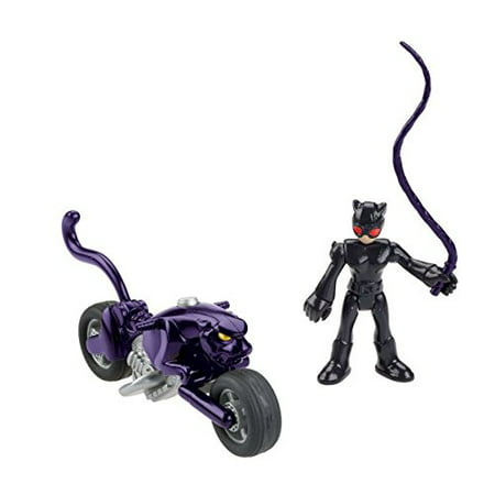 Imaginext DC Super Friends Streets of Gotham City Catwoman & - Super Hot Catwoman