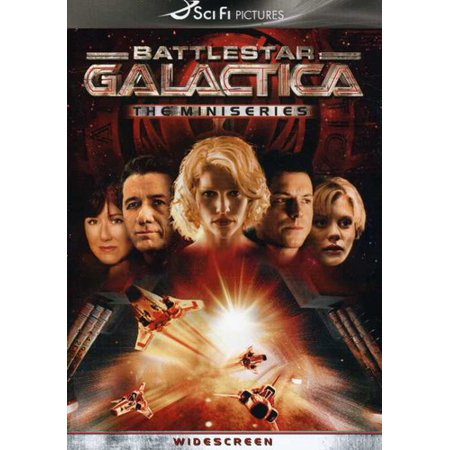 Battlestar Galactica  The Mini Series