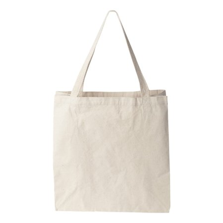 Liberty Bags 8503 12 Ounce Gusseted Cotton Canvas Tote