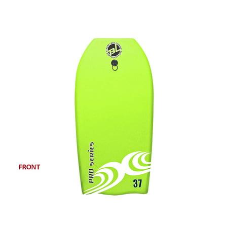 37 inch Hard Slick Bottom Bodyboard / Boogie Board