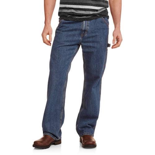 Faded Glory Big Men's Carpenter Jeans